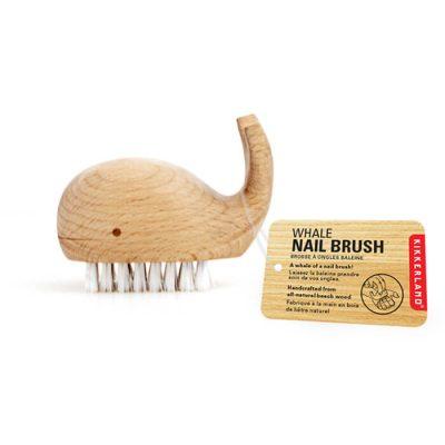 Walvis nagelborstel