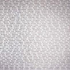 6000 namen