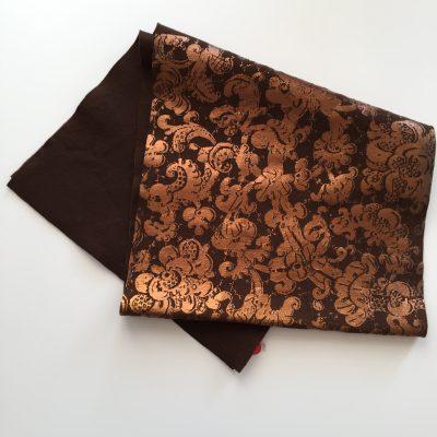 Uli tafelloper bruin