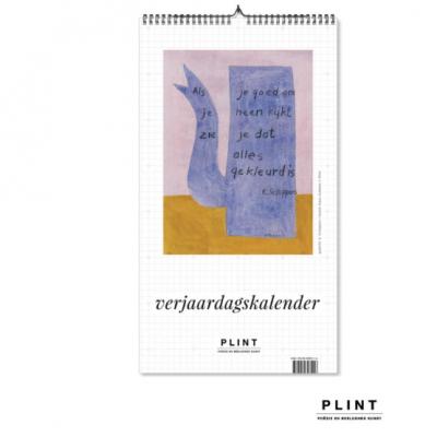 Verjaardagskalender Plint