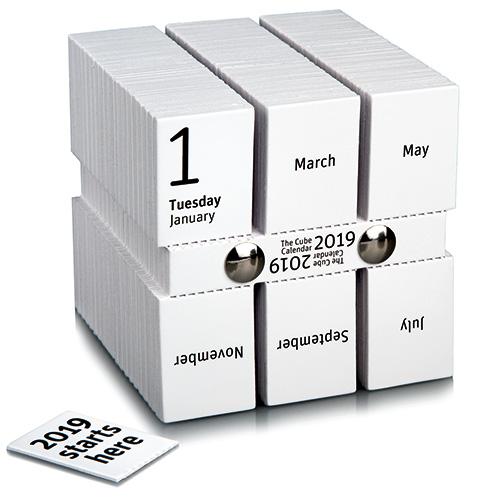 cadeau, winkel, binnenwerk, Leeuwarden, kalender, scheurkalender, modern, interieur, design, cube, kalender, calendar, modern,